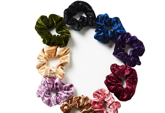 scrunchies for hair
