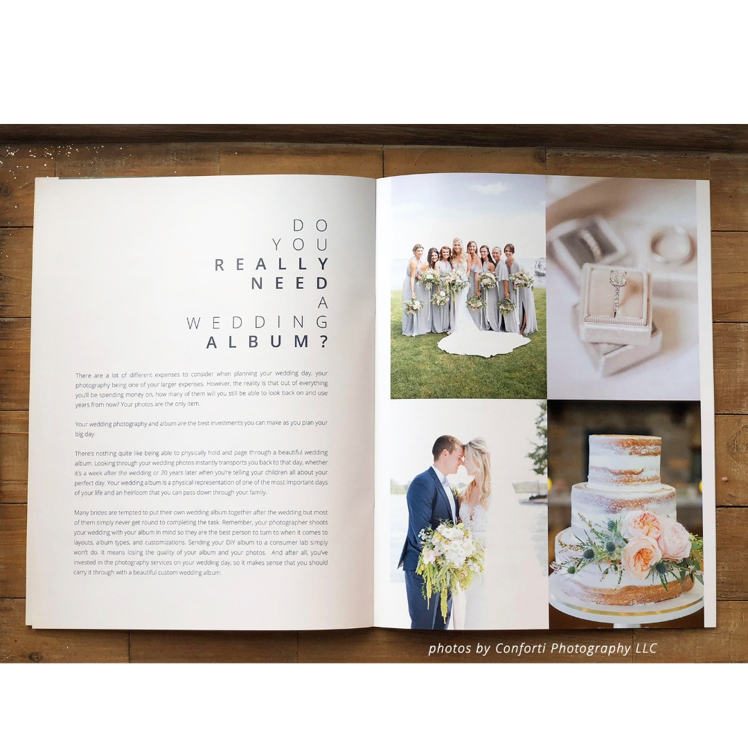 Do You Really Need a Wedding Album