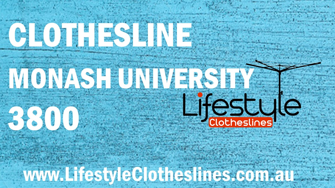 Clotheslines Monash University 3800 VIC