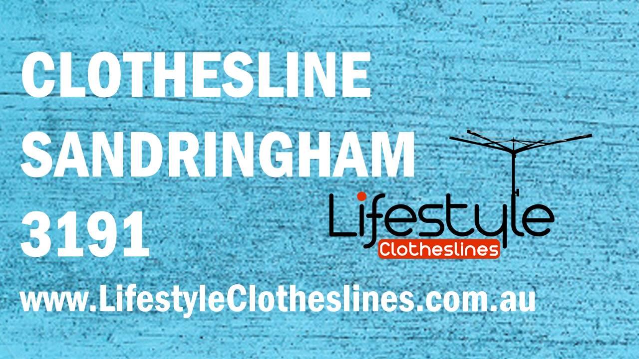 Clotheslines In Melbourne Sandringham VIC, 3191
