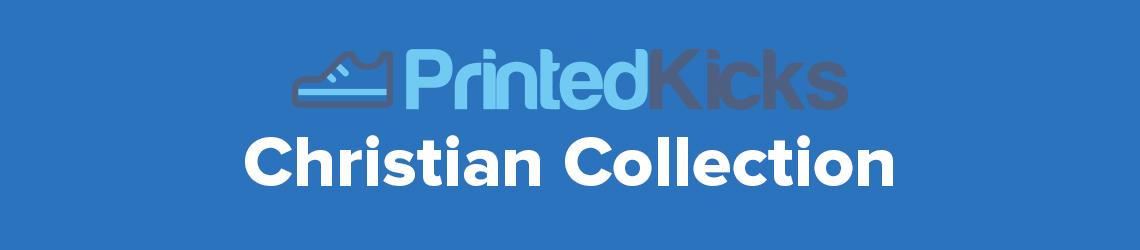 Printed Kicks Christian Collection