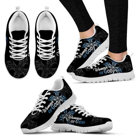 Woman of God Sneakers