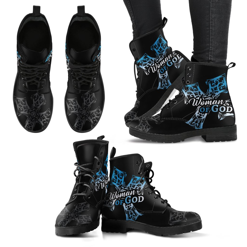 Woman of God Boots