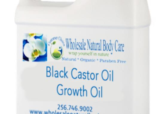 Black Castor Oil Growth Oil
