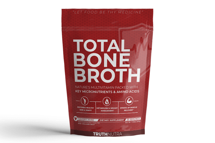 Total Broth Protein   Truth Nutra
