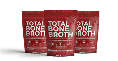 Total Broth Protein 3 Bags   Truth Nutra