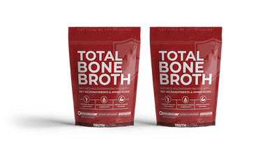 Total Broth Protein 2 Bags   Truth Nutra
