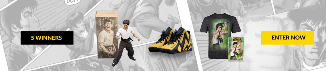 The Walk Of The Dragon Sweepstakes