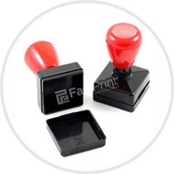 Gagang Stempel Flash Warna Import