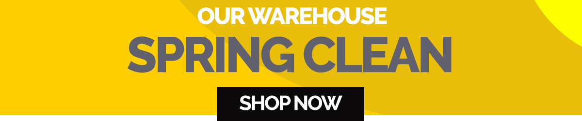 Rinkit warehouse Spring clean