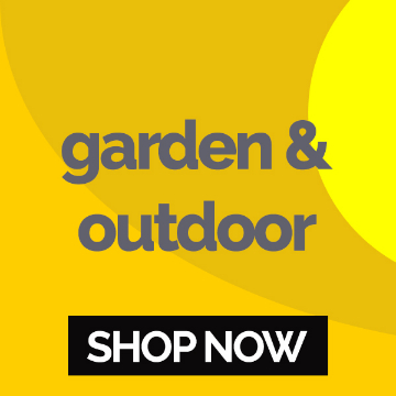 garden and outdoor spring clean deals