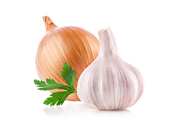Onions and Garlic