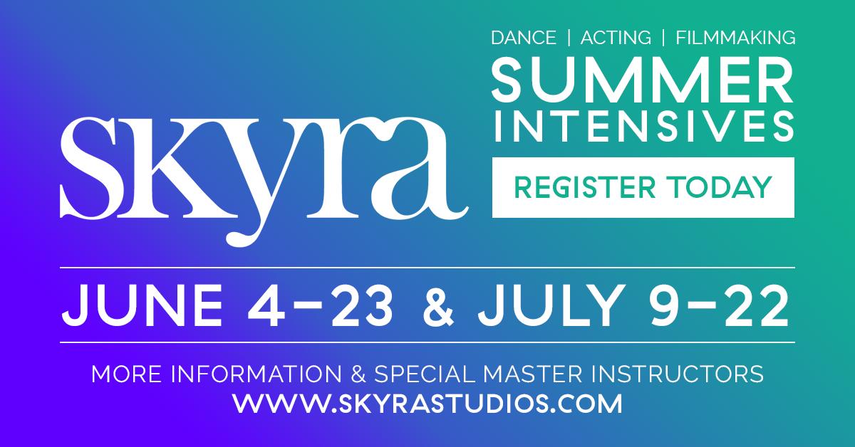 Skyra Summer Intensives
