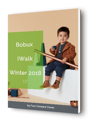 Bobux IWalk Winter 2018 Range Free Guide