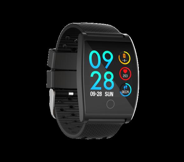 blood pressure pedometer smartwatch