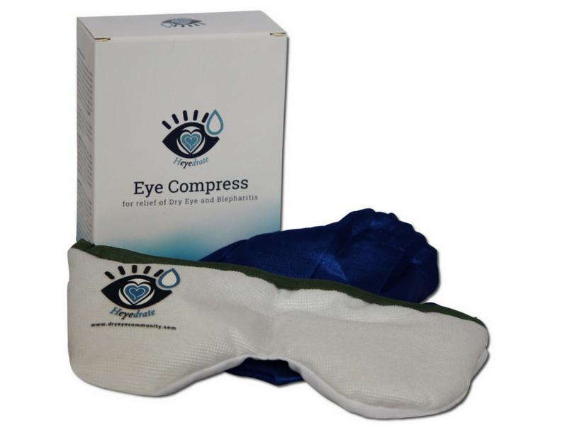 Dry Eye Mask by Heyedrate