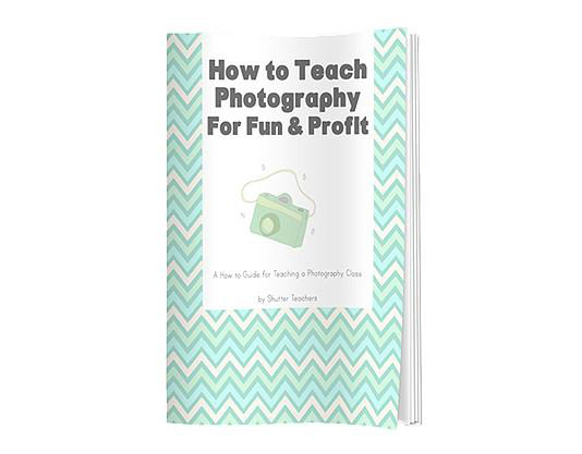 FREE Guide How To Teach Photography