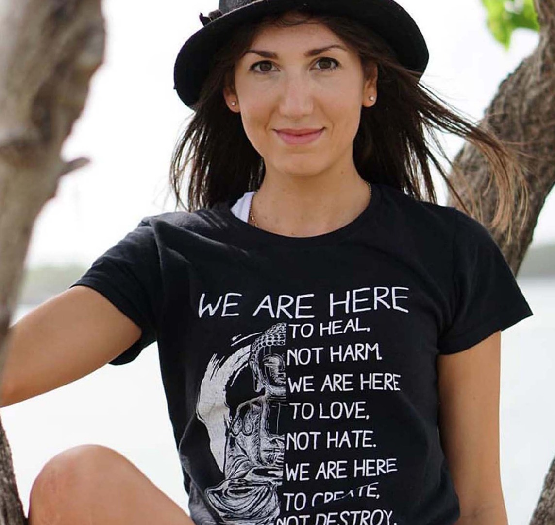 We Are Here Heal Shirt