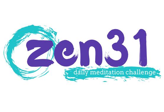 Zen 31 daily meditation challenge
