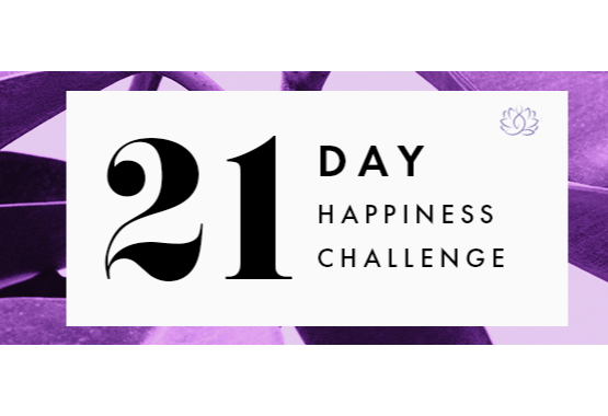 21 Day Happiness Challenge
