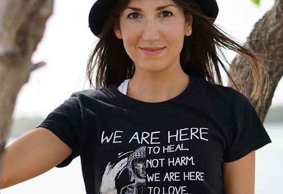 We Are Here To Heal Shirt