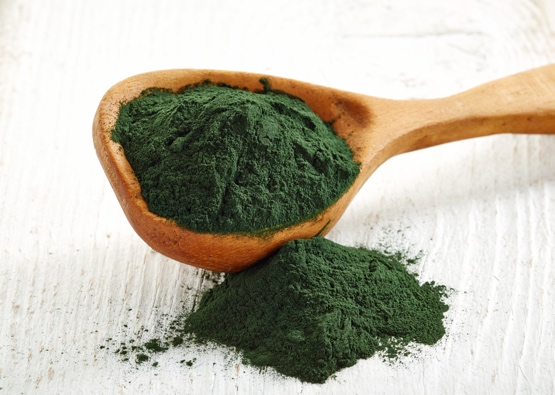 How healthy is spirulina algae powder