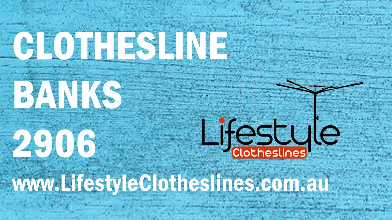 Clotheslines Banks 2906 ACT