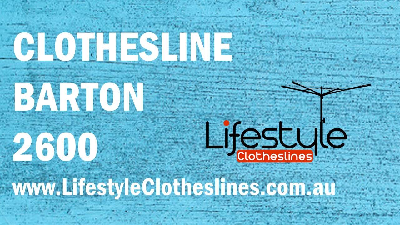 Clotheslines Barton 2600 ACT