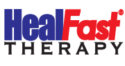 HealFast logo