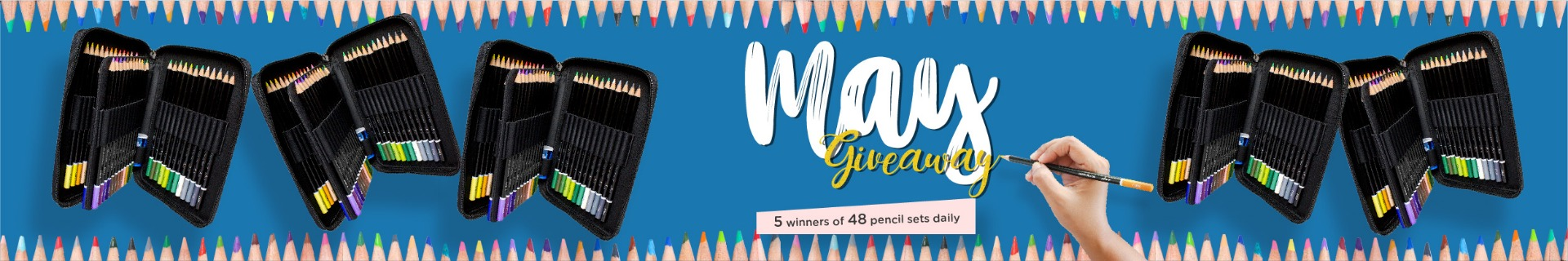 ColorIt 48 colored pencil giveaway