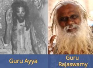 siddha guru ayya and siddha guru rakaswamy