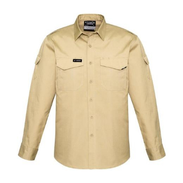 ZW400 RUGGED COOLING LONG SLEEVED SHIRT