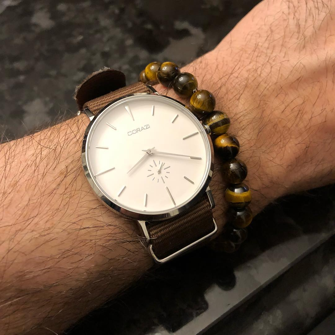 Corazi Tiger's Eye - Customer Photo 3