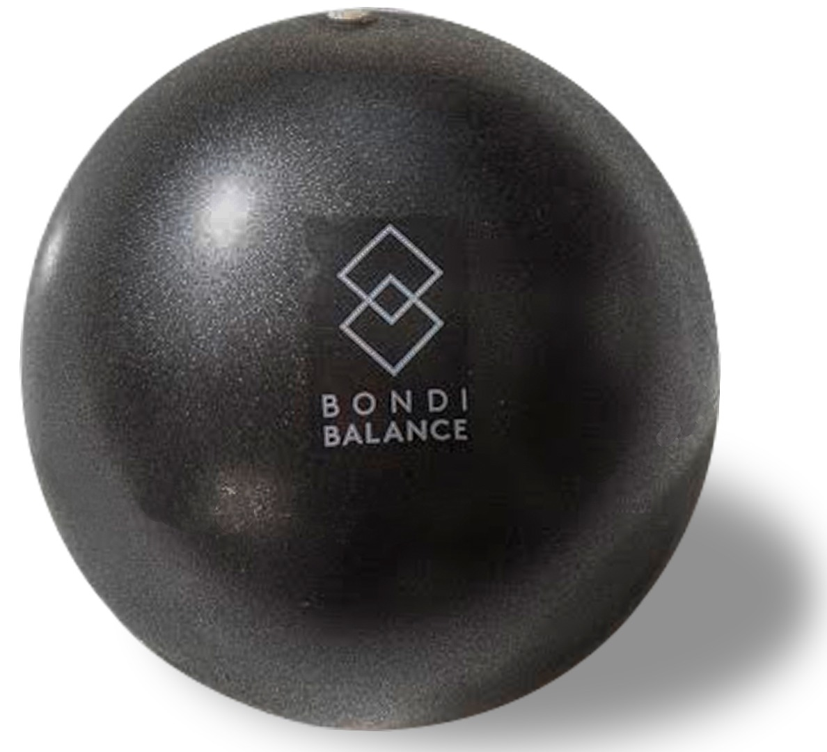 barre exercise ball