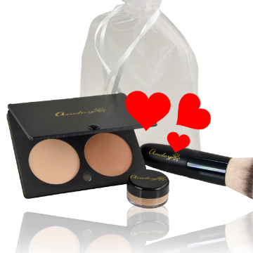 Natural Makeup kit for mom