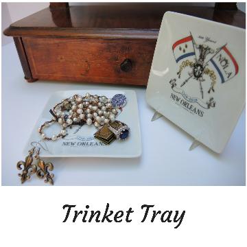 Trinket Tray NOLA2018
