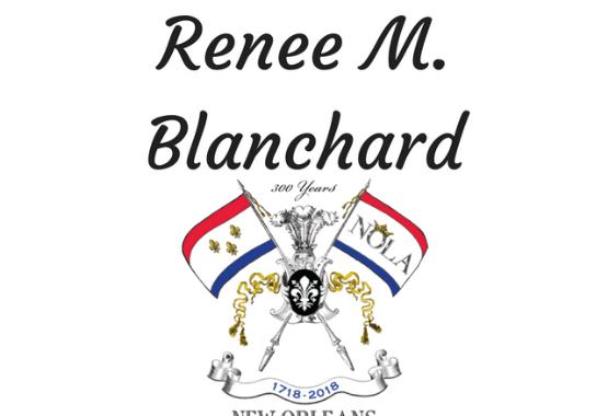 Renee M. Blanchard Buyer of NOLA2018 gifts