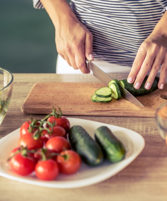 How to maximise the benefits of healthy food