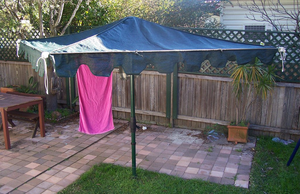 Shade Cloth Rotary