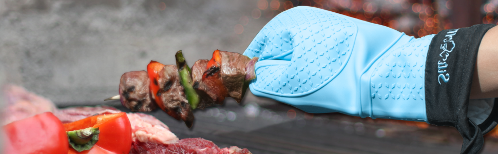 oven mitts grilling