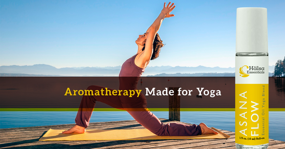 Aromatherapy made for Yoga