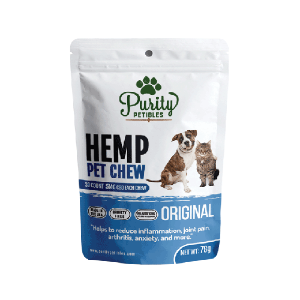 Hemp Pet Treats 150mg
