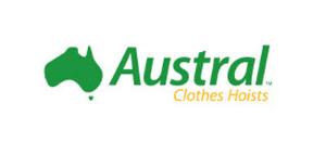 Austral Clothesline Logo