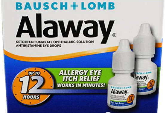 Alaway for Itchy Eye Relief