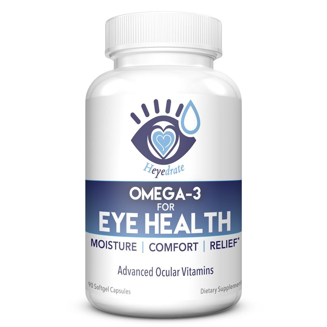 Omega 3 for Eyes