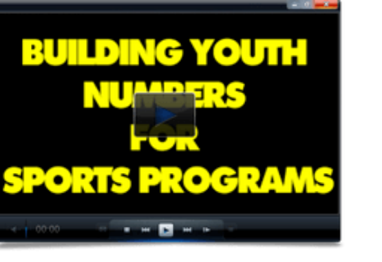 Building Youth Numbers for Sports Programs
