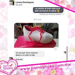 Gama Shoes - Tenis urbanos y casuales para mujer a precio increíble