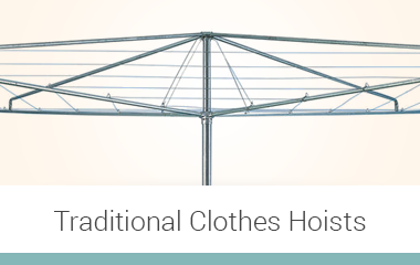 Traditional Clothes Hoists