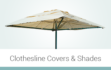 Clothesline Covers and Shades