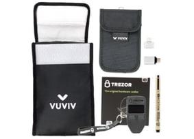 Trezor Black 6 Pack